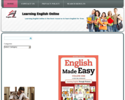 Learning English Online